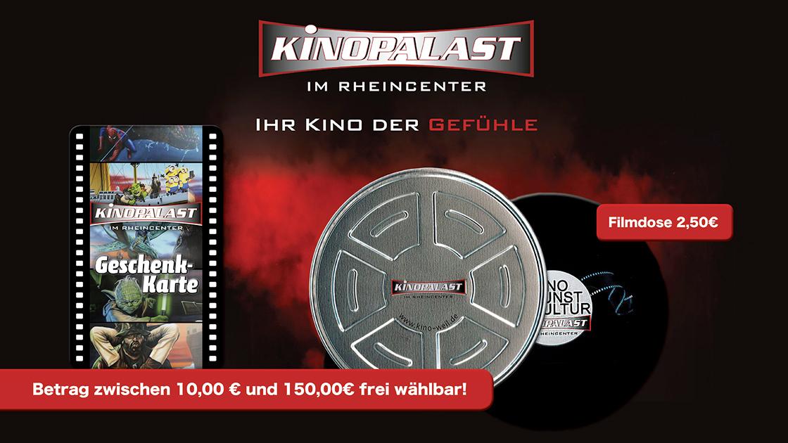 Geschenkideen Kinopalast Im Rheincenter Hauptstraße 435